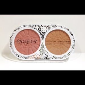 Pacifica Bronzed Rose Coconut & Rose Infused Blush